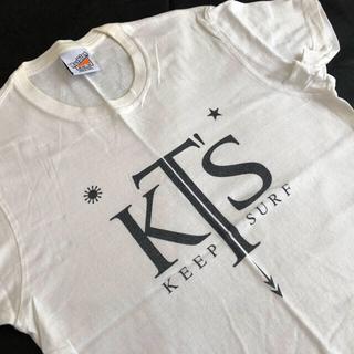 エム(M)のキムタク着 M マーブルズ×KTS ロゴプリントクルーネックTシャツ(Tシャツ/カットソー(半袖/袖なし))