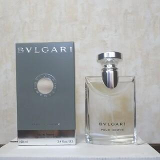 ブルガリ(BVLGARI)の香水 BVLGARI ブルガリ プールオム 100ml(香水(男性用))