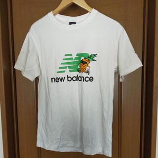 ニューバランス(New Balance)のニューバランス Tシャツ トップス(Tシャツ/カットソー(半袖/袖なし))