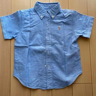 Ralph Lauren - ラルフローレン  オックスフォードシャツ ブルー 90