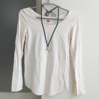 ハニーミーハニー(Honey mi Honey)のhoney mi honey チョーカーモチーフロンT(Tシャツ(長袖/七分))
