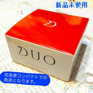 DUO(デュオ) ザ クレンジングバーム(90g) プレミアアンチエイジング (フェイスオイル/バーム)