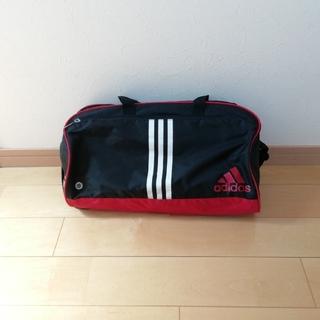 adidas - adidas ボストンバッグ(小)
