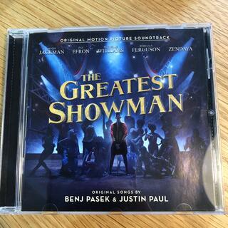 Greatest Showman サウンドトラック(映画音楽)