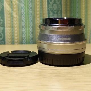 フジフイルム(富士フイルム)のpergear 25mm F1.8 FUJIFILM xマウント(レンズ(単焦点))