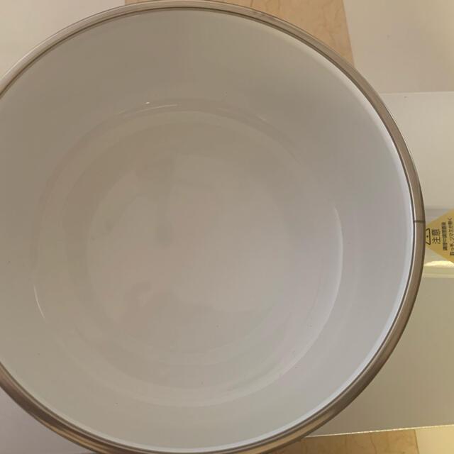 富士ホーロー(フジホーロー)の富士ホーロー製鍋 インテリア/住まい/日用品のキッチン/食器(鍋/フライパン)の商品写真