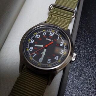TIMEX - timex ミリタリーウォッチ