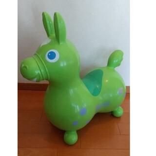 ロディ(Rody)の【赤ちゃんのおもちゃに】Rody  グリーンのロディ   乗り物(知育玩具)