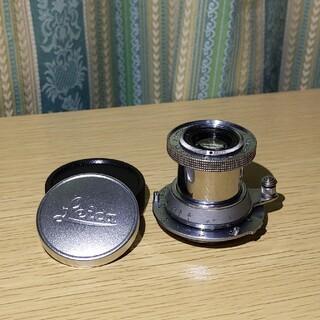 industar-22  F3.5 L39マウント LEICAキャップ付(レンズ(単焦点))