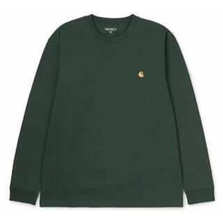 carhartt - 【新品】Carhartt WIP Chase ロングスリーブTシャツ/Sサイズ