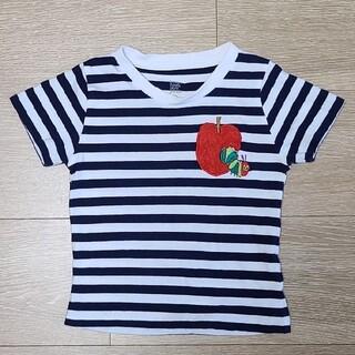 Design Tshirts Store graniph - 90 はらぺこあおむし ボーダーTシャツ graniph グラニフ