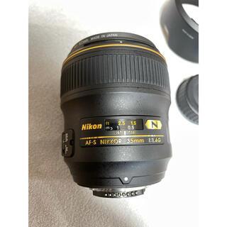 ニコン(Nikon)のラクマ限定価格 Nikon 35mmf1.4G(レンズ(単焦点))