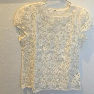 ジルスチュアート(JILLSTUART)のJILL STUART☆トップス☆ホワイト(Tシャツ(半袖/袖なし))