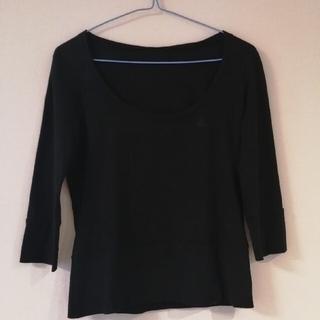 ヴィヴィアンウエストウッド(Vivienne Westwood)のヴィヴィアンウエストウッド ハーフスリーブ 黒(Tシャツ(長袖/七分))