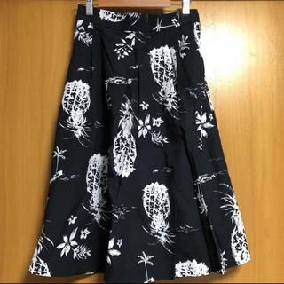 ジーナシス(JEANASIS)の夏スカート(ひざ丈スカート)