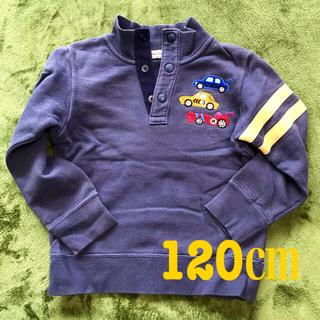 mikihouse - mikihouse 男児トレーナー 120
