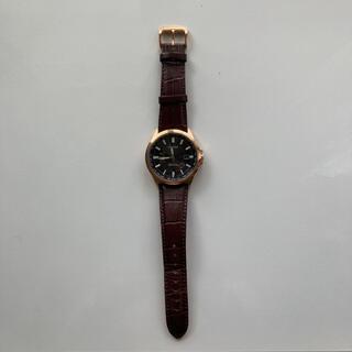 シチズン(CITIZEN)のシチズン パーフェックスマルチ 300 革ベルト 電波時計(腕時計(デジタル))