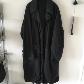 コモリ(COMOLI)のteatora devicecoat packable 48(ステンカラーコート)