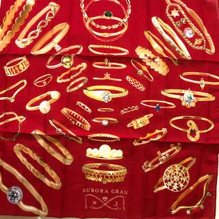 オーロラグラン(AURORA GRAN)のオーロラグラン  レア  非売品  大判ハンカチ  バンダナ(ハンカチ)