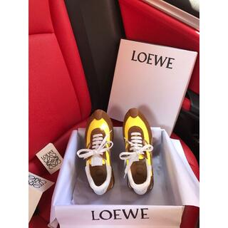 LOEWE - ★ LOEWE 春先の新しいスポーツシューズ