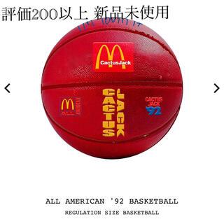 travis scott バスケットボール(バスケットボール)