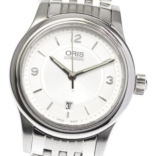 オリス(ORIS)の☆良品 オリス クラシックデイト  7650-40 レディース 【中古】(腕時計)