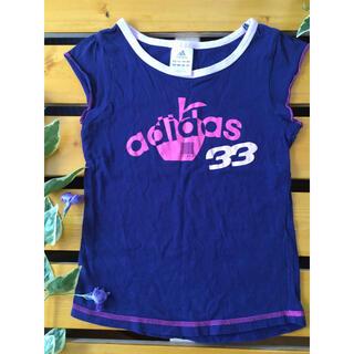 アディダス(adidas)の★アディダス Tシャツ adidas 130cm★(Tシャツ/カットソー)