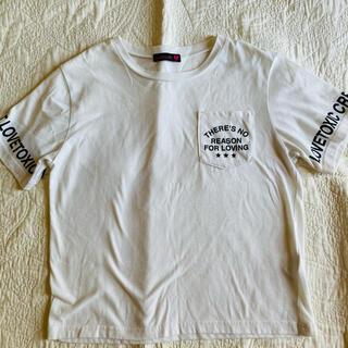 lovetoxic - ラブトキ 160 Tシャツ Lサイズ 子供 洋服