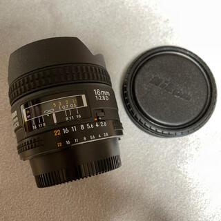 Nikon - Nikon AF Fisheye 16mmf2.8