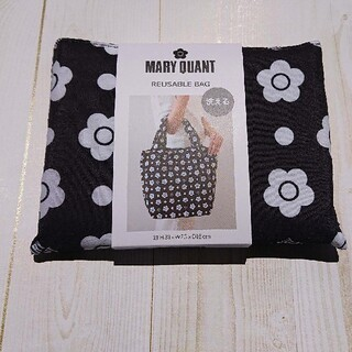 MARY QUANT - MARY QUANT エコバッグ 新品未使用