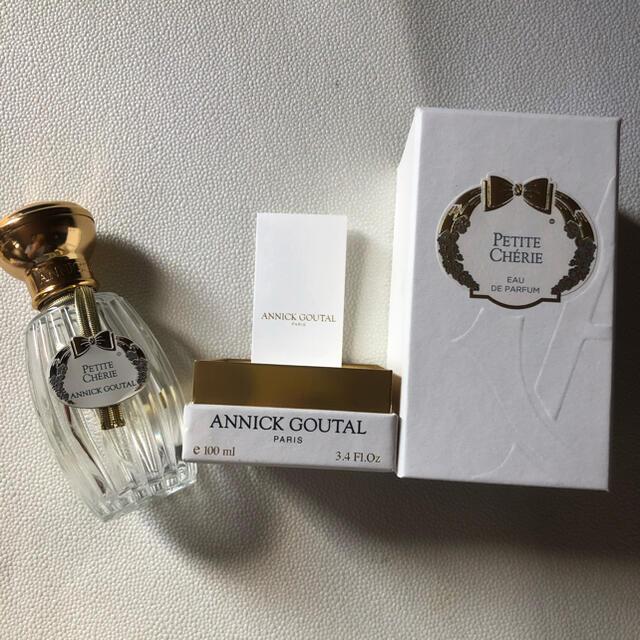 Annick Goutal(アニックグタール)のアニック・グタール プチシェリーオードパルファム コスメ/美容の香水(香水(女性用))の商品写真