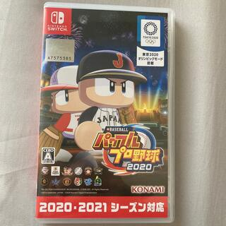 KONAMI - eBASEBALLパワフルプロ野球2020 Switch