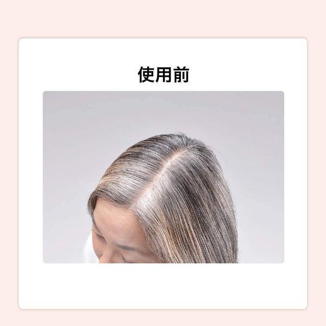 山田養蜂場(ヤマダヨウホウジョウ)の山田養蜂場 ヘアカラートリートメント ダークブラウン 210g コスメ/美容のヘアケア/スタイリング(白髪染め)の商品写真