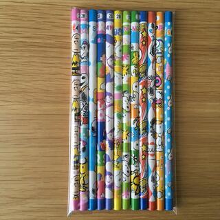 スヌーピー(SNOOPY)の新品 スヌーピー 2B 鉛筆 12本セット(鉛筆)