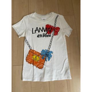 ランバンオンブルー(LANVIN en Bleu)のランバンオンブルー♡Tシャツ(Tシャツ(半袖/袖なし))