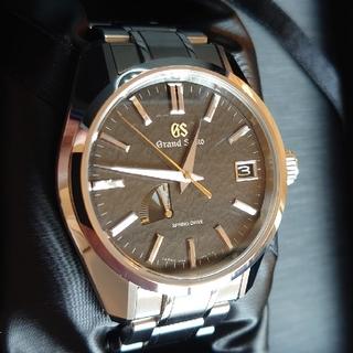 グランドセイコー(Grand Seiko)のグランドセイコー sbga441 oomiya限定38本 新品同様(腕時計(アナログ))