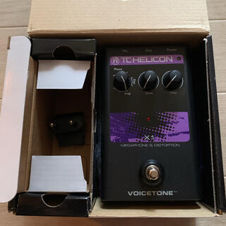 TC HELICON VoiceTone X1 【未使用品】(エフェクター)
