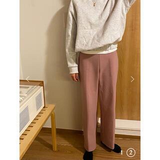 ザラ(ZARA)のsamoed    サモエド Straight Fit Warm Pants(その他)