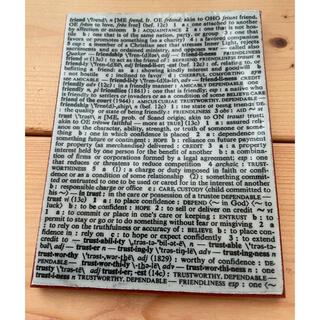 スタンプセット 辞書&アメリカ食品(はんこ)