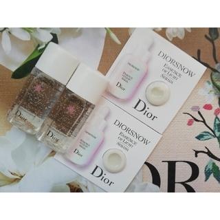 Dior - DIOR /スノー/薬用化粧水&薬用美容液/New✨パッケージ【新品】4点セット