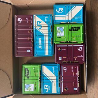 ジェイアール(JR)のJR 貨物コンテナ 貨物列車 缶(鉄道模型)