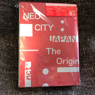 NCT127 NEO CITYJAPAN The Origin'初回生産限定盤(K-POP/アジア)