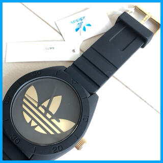 アディダス(adidas)のadidas 腕時計 新品 【購入時コメント不要です】(腕時計(アナログ))