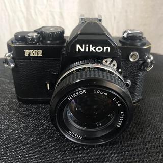 ニコン(Nikon)のNIKON FM2 Nikon 50mm F1.4 AI(フィルムカメラ)