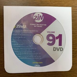 ズンバ(Zumba)のzumba 91 DVD(スポーツ/フィットネス)
