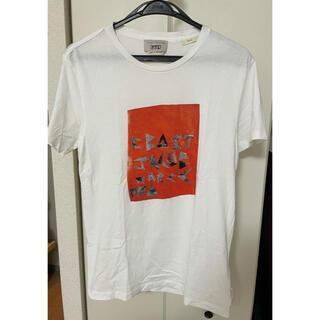 マークジェイコブス(MARC JACOBS)のマークジェイコブス 2015SS グラフィックプリント 半袖Tシャツ(Tシャツ/カットソー(半袖/袖なし))