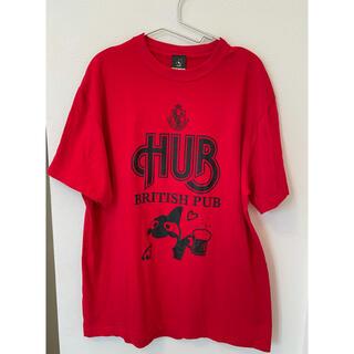 名古屋グランパス Tシャツ HUB(ハブ) 美品 匿名配送(応援グッズ)