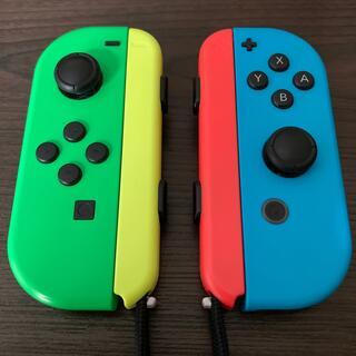 ニンテンドースイッチ(Nintendo Switch)のNintendo Switch Joy-Con ジャンク品(家庭用ゲーム機本体)