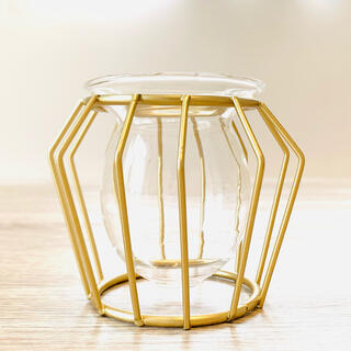 Francfranc - ポット型 花瓶 ミニサイズ No.1 【水耕栽培・テラリウムに】