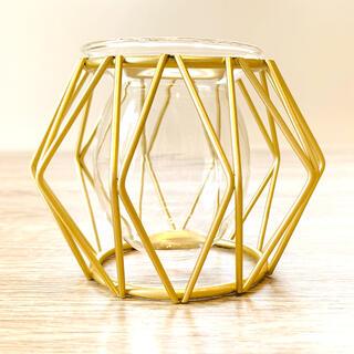 フランフラン(Francfranc)のポット型 花瓶 ミニサイズ No.2 【値下げ中🌼】(花瓶)
